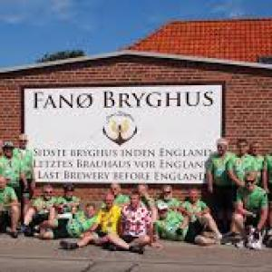 C'est la rentrée pour FANØ BRYGHUS  a l'Académie de la Bière