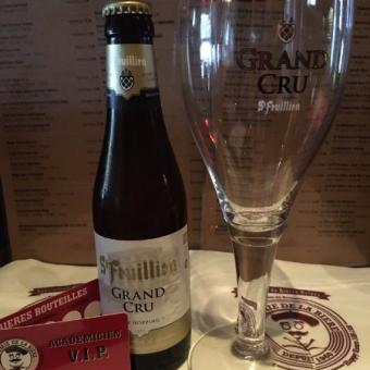 SAINT FEUILLIEN Grand cru<br /><br />